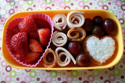 Preschooler Bento #86: October 15, 2008
