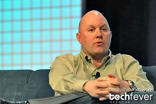 Marc Andreessen, internet pioneer and founder ...