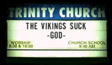 vikings suck