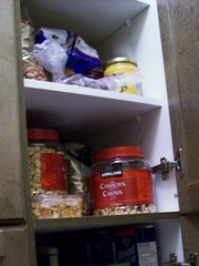 Pantry, Take IV (yummysmellsca) Tags: food cold shopping blog fridge cereal nuts dry canned inside pantry refrigerator grocery freezer goodies staples icebox