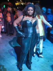 Looking HOT in Leather (Blkvelvet99) Tags: leather lasvegas mistress domme dominatrix corsets bigboobs sissymaid fetishfantasyball latexrubberdoll