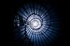Sans issue (janbat) Tags: blue architecture nikon pattern dof echo perspective tokina bleu staircase repetition nophotoshop parallax f4 escalier n90 nantes escaleras 1224 f90x argentique lev cio fujisuperia400 reps jbaudebert marathonphoto2008