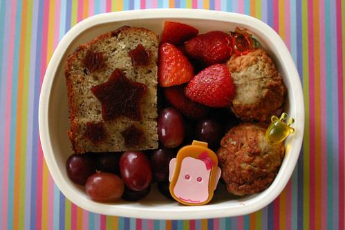 Preschool Bento #96: October 30, 2008