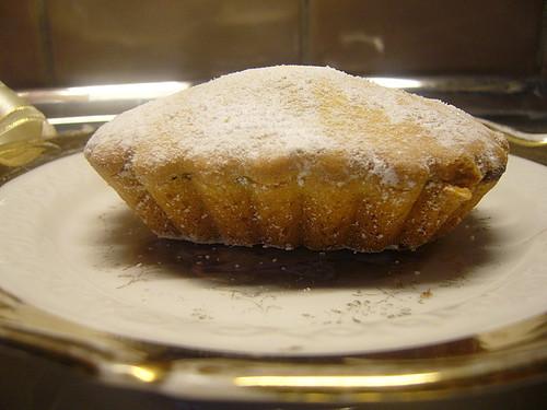 Buccunotti - Pastine di frolla al cioccolato e mandorle