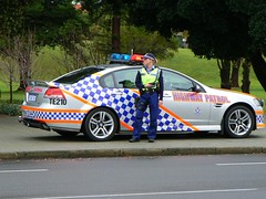 Aussie higway patrol (sth475) Tags: city car scenic police roadtrip wa law patrol highwaypatrol