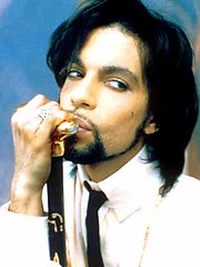 Prince Kissing A Cane:) (Nikki319Camille) Tags: prince 1999 rave theartist princerogersnelson