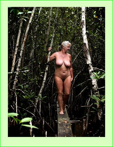 nude bikini free beach voyeur sex pics: florida, swamp, nudebeach, outdoors, water, trees, nude
