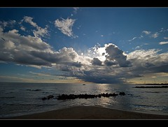 Nettuno (fabilly74) Tags: sea italy italia mare nettuno sigma1020mm wonderworld golddragon superaplus aplusphoto superphotos panoramafotográfico
