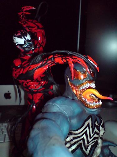 carnage vs venom. Venom vs. Carnage