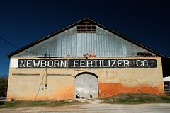 Newborn Fertilizer Co. (MilkaWay) Tags: newborn abandonedbuilding newtoncounty ruralgeorgia smalltowngeorgia newbornfertilizercompany