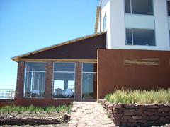 PUNO TITICACA /TITILAKA HOTEL (luchin LC) Tags: peru puno plateria acora titilaka
