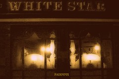 Pub Window (~ paddypix ~) Tags: window liverpool pub beatles merseyside whitestar capitalofculture