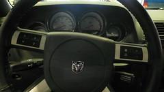Challenger Driver Seat (Shugatastic) Tags: steeringwheel dodgechallenger