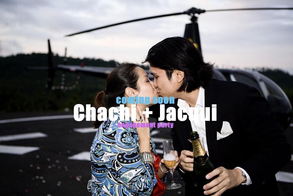 Chachi + Jacqui