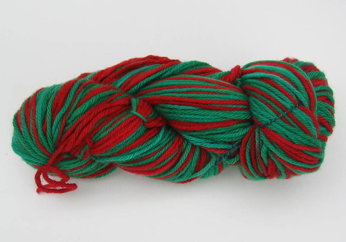 holly jolly skein
