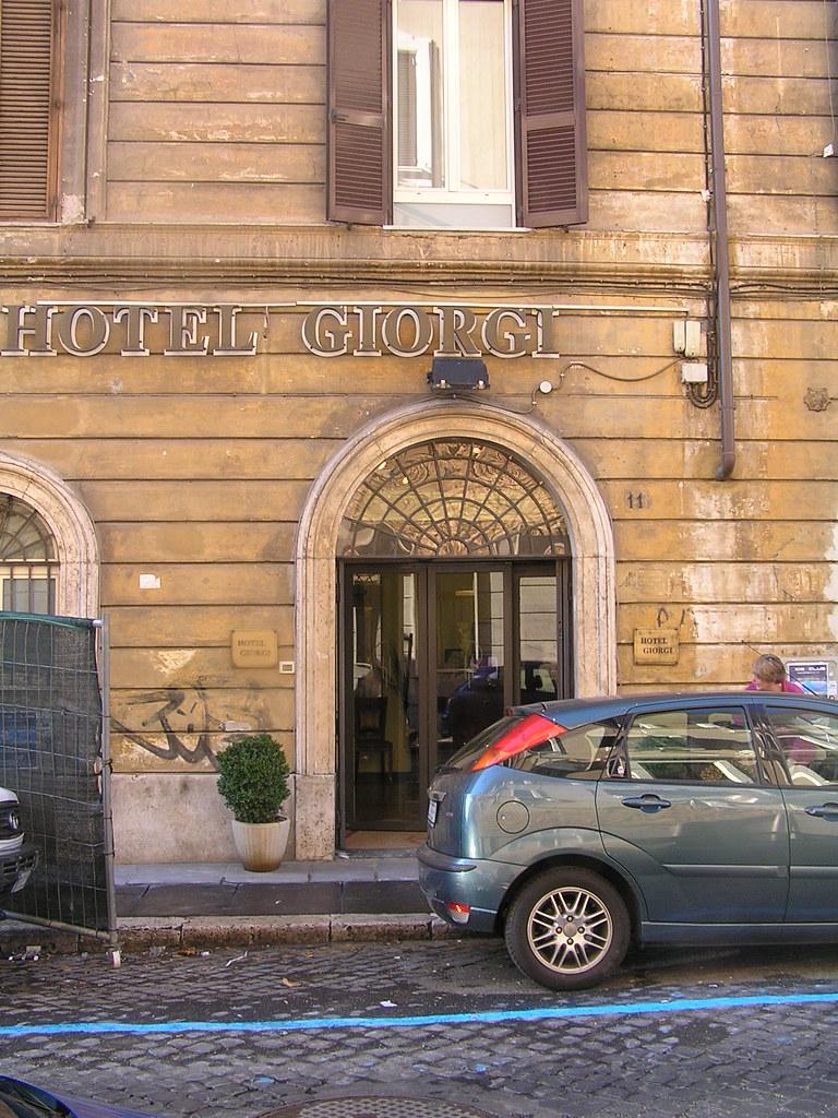 Our Hotel Near Rome Termini