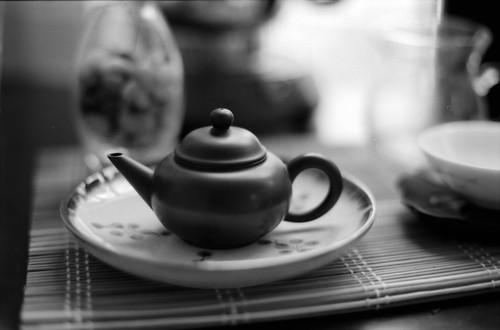 Lu ni teapot