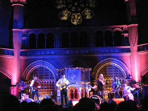 Slow Club at Union Chapel
