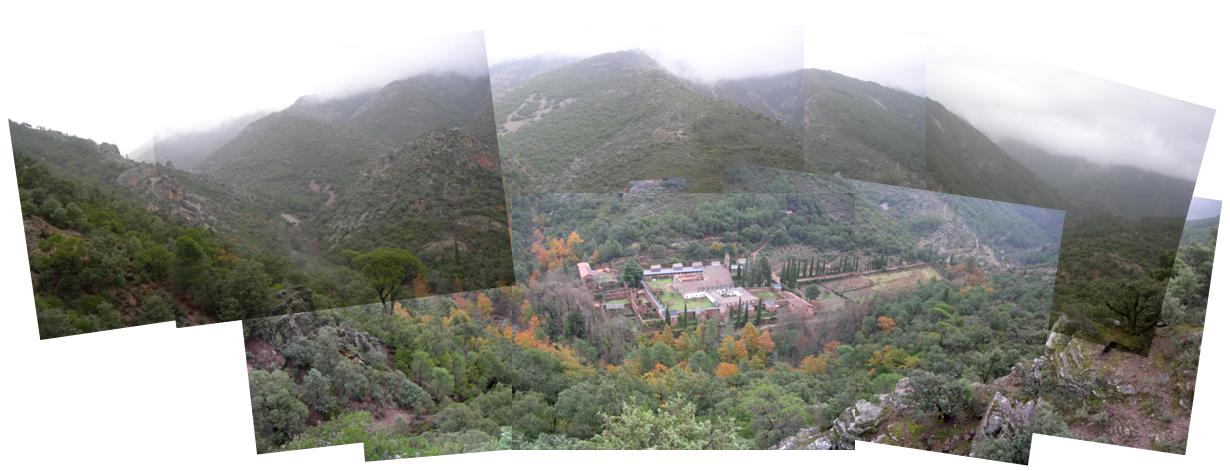 monasterio de san jose de las batuecas