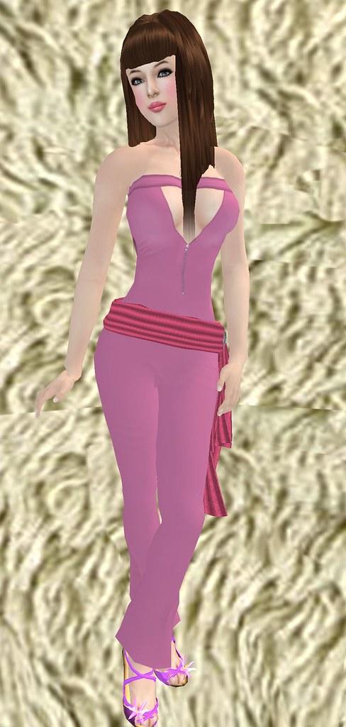 Pink Girl1