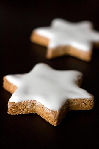 Biscotti di Natale: Zimtsterne