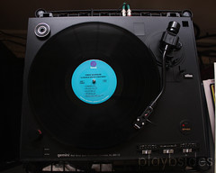 """A Charlie Brown Christmas"" on my turntable (playbsides) Tags: vinyl turntable fantasy lp 8431 vinceguaraldi acharliebrownchristmas playbsidescom bsidesinthebins"