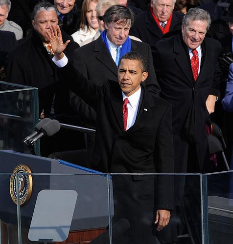 Obama's Presidential Inauguration