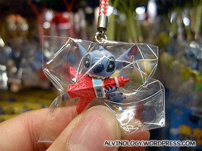 Stitch - Tokyo edition
