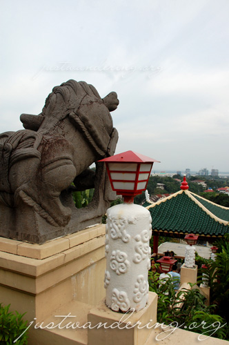 View from Taoist Temple