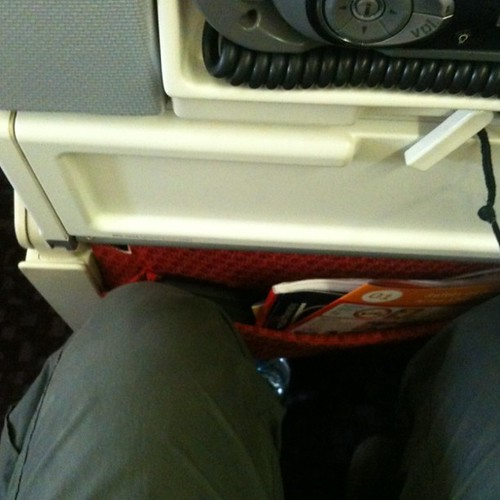 Legroom? Sure virgin was better than this?