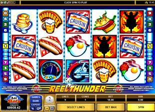 Reel Thunder slot game online review