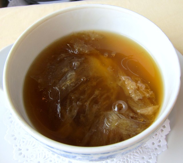 Braised Shark Fin Soup