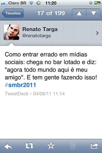 Ética nas Novas Mídias e o Social Media Brasil 2011