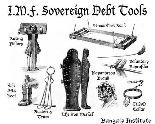 SOVEREIGN DEBT TOOLS by Colonel Flick