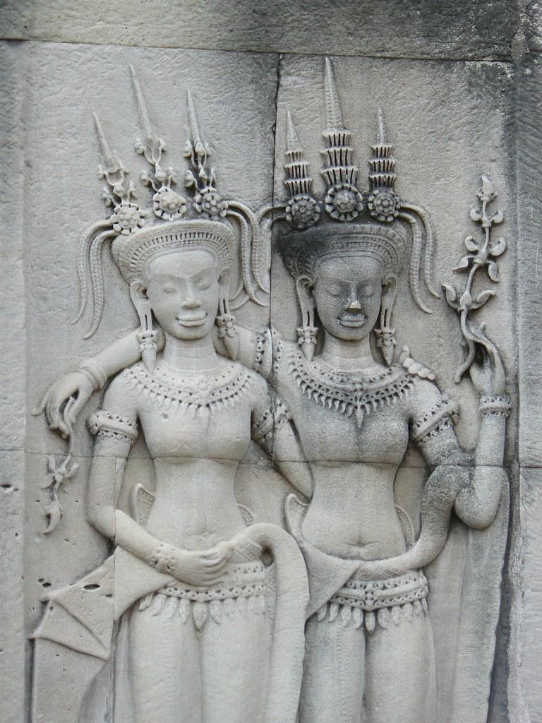 Cambodge - Angkor #100