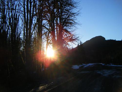 Cowichan sunset