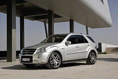 2008 Mercedes benz M-Class Facelift 5
