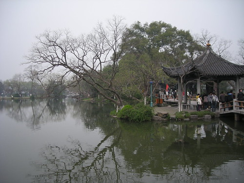Island in the West Lake - Hangzhou