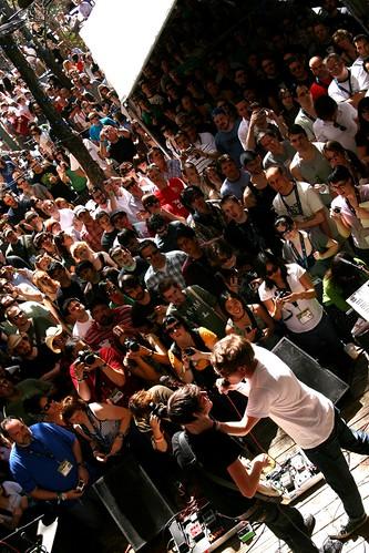 Los Campesinos! - SXSW 2008