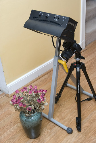 UV-IR Photo Setup