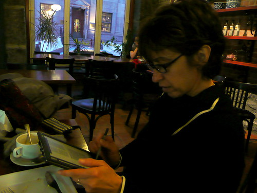 Montreal - e-book & bistrot by roncaglia, on Flickr
