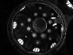 Il Male guarda il Bene ):-O (zak mc) Tags: italy torino piemonte cupola sanlorenzo illusioniottiche guarinoguarino figuremostruose
