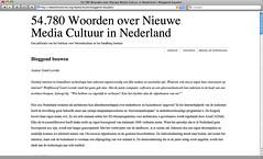 Nieuwe Media Krant