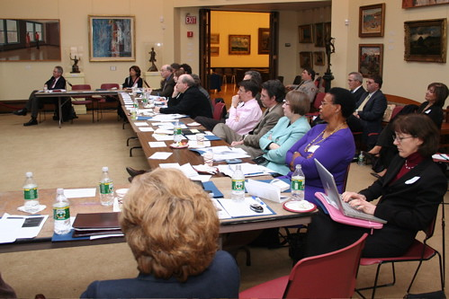 The Voices Rising advisory board