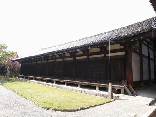 元興寺(禅室)-12