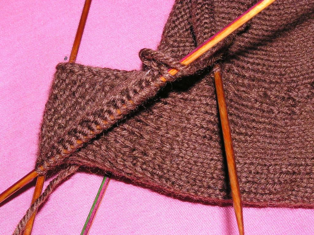 Hot Cocoa #2 - heel closeup
