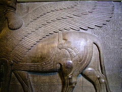 BJ880 Babylonian Carvings (listentoreason) Tags: uk england sculpture london art history archaeology stone museum canon europe unitedkingdom britain eu places material britishmuseum gypsum cuneiform babylon europeanunion mesopotamia basrelief assyria assyrian ancientworld greatbritian babylonia ef28135mmf3556isusm score30 ancientassyria