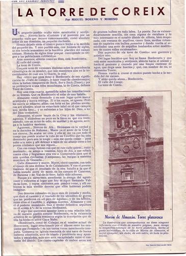 La Torre de Coreix