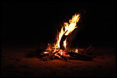 Bonfire in Brazil (Free 2 Be) Tags: brazil orange fire amazon nikon d70 15challengeswinner thechallengegame challengegamewinner