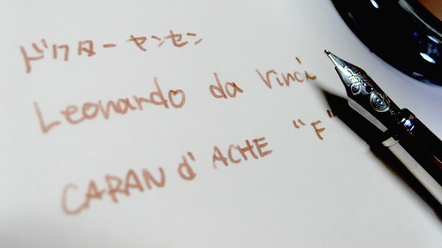 Dr.JANSEN Leonardo da vinci